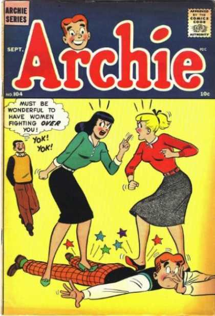 vintage archie comic