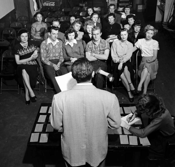LIFE Dancing Teachers Strike Sept 9th, 1949 Vintage Image 7