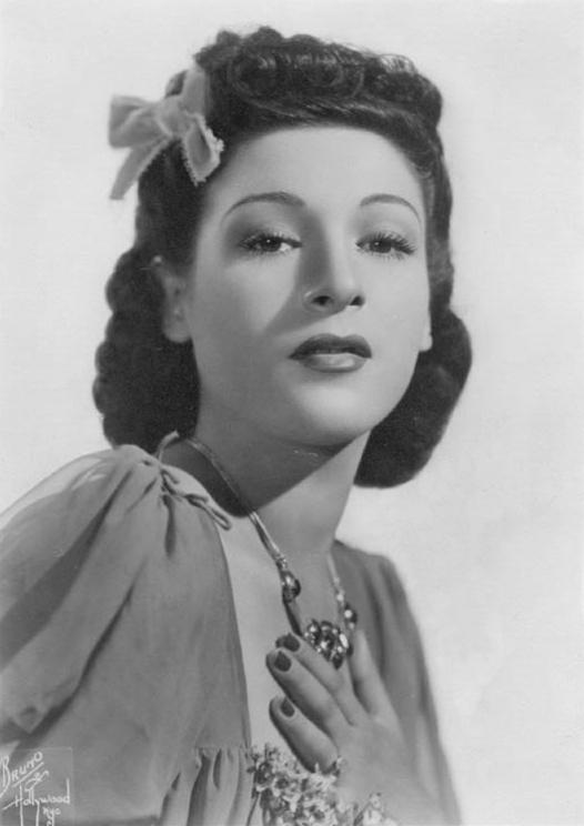 Bea Wain Billboard 1943 Image