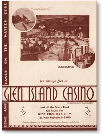 Glen Island Casino Vintage Image