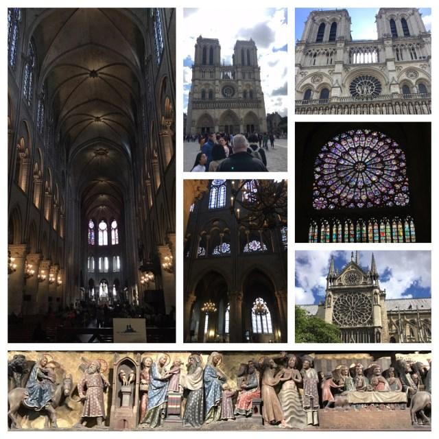 Notre Dame Paris France 2017