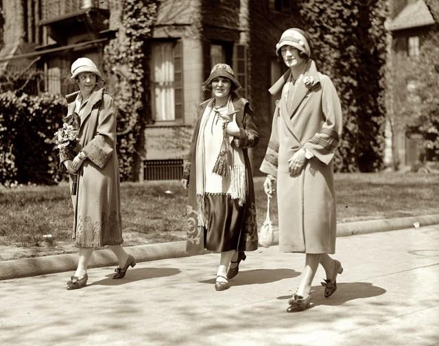 Washington, D.C. Easter Sunday, 1925. National Photo Co