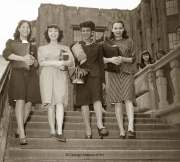 1940s black fashion university-of-pittsburgh-students-1948