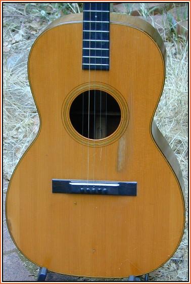 1929 Martin 1 18 P S 5 String Guitar