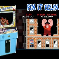 "Have You Always Wanted to Play ""Fix-It Felix Jr."" from the Movie ""Wreck-It Ralph""? Well Now You Can!"