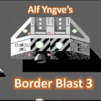 Border Blast 3, Commodore 64, ViTNO Game Review