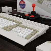 Emubee's Amiga X project aims to capture the spirit of Commodore's classic computing line!
