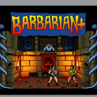 Barbarian+ unveiled: an update to this classic fighting game for the Commodore Amiga!