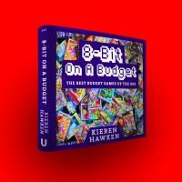 8-Bit on a Budget, A New Retro Book by Kieren Hawken