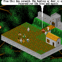 Retro Revisited: The Adventures of Robin Hood (Amiga)