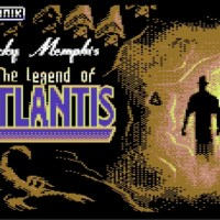 Rocky Memphis: The Legend of Atlantis, New C64 Game, Day 1 Impressions
