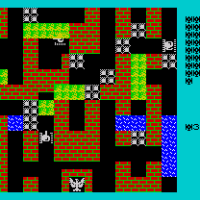 Tank 1990, A New Shoot 'em up for the ZX Spectrum!