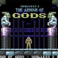 Soulless 2 Commodore 64, Very Early Work in Progress Teaser Video
