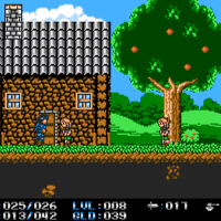 The Sorrow of Gadhlan'Thur - an RPG coming to MSX2