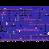 Shadow Switcher - New game for the C64 gives a fresh take on the Lode Runner genre