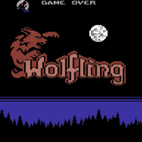 Review: Wolfling, C64 Edition