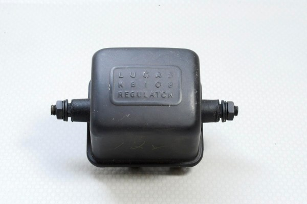 Lucas 37567 - RB108 12 Volt Control Box, NOS