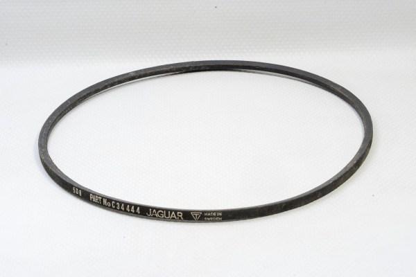 Jaguar C34444 - E-Type Series 3 Fan Belt, NOS