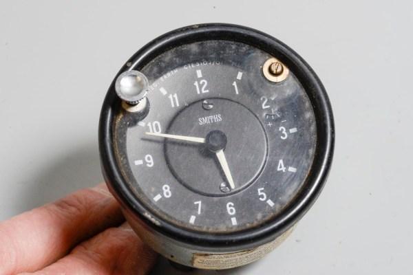 Smiths CTE3107/01 - E Type Clock