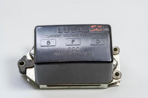 Lucas 37485A - 12V Control Box 6GC, NOS