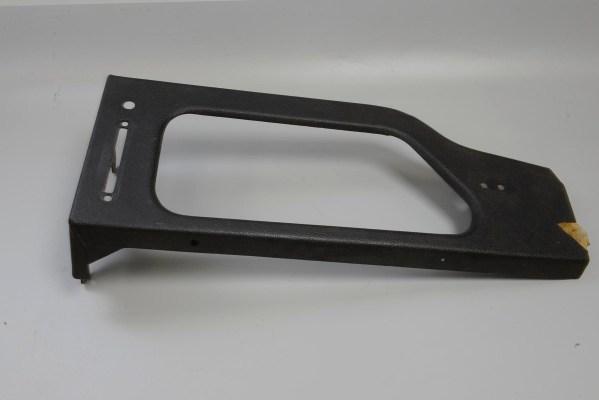 Jaguar BD19646 - Right Hand Facia Panel Assembly, Left Hand Drive