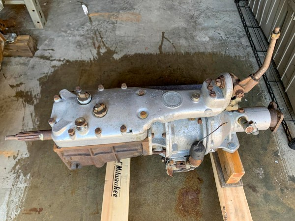 Jaguar JLE - XK140 Gearbox with Overdrive