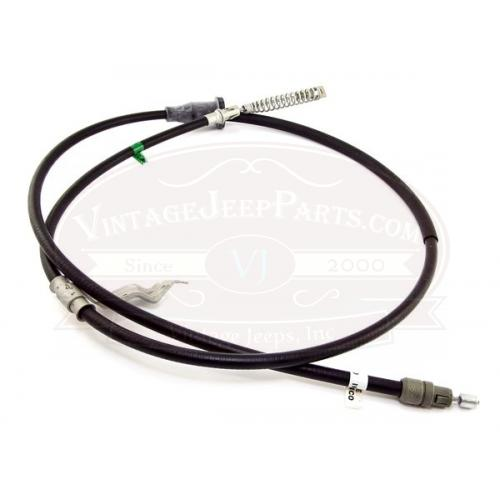 Emergency Brake Cable, 03-05 Jeep Liberty (KJ