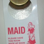 I want a maid!