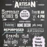 The Madison Road Artisan Market (and why I fell off the face of the blogging-earth)