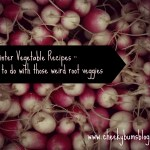 12 Winter Vegetable Recipes :: What To Do With Those Weird Root Veggies