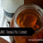 DIY Organic Orange Peel Cleaner (and one HUGE mistake you've been making in your green cleaning!)