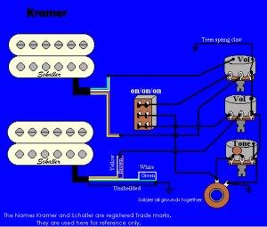 Kramer Wiring Information and Reference