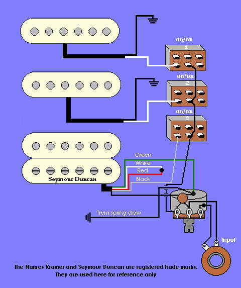Hums I Vol 1 Tone Switch Diagram Uses Schallers Vanguard And Others