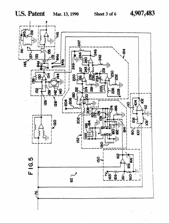 The Kramer Patent Pages