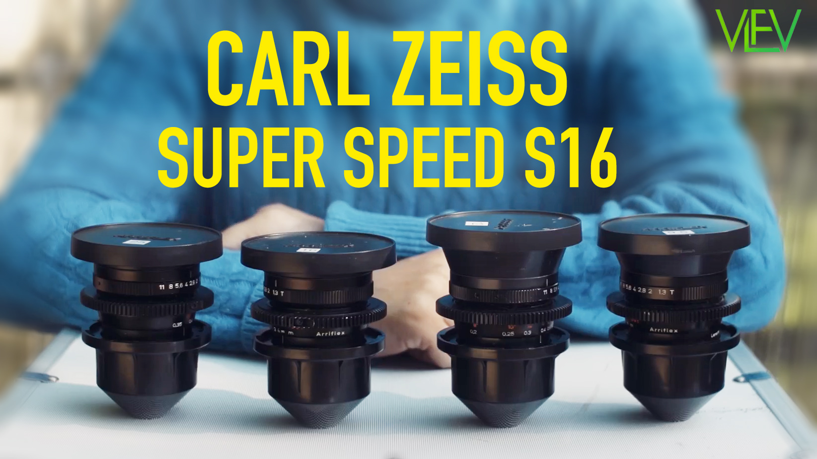 Carl Zeiss Super Speed S16 Cine Lenses | In-Depth Overview