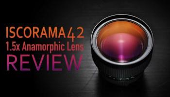 SANKOR 16F Anamorphic Lens REVIEW   Vintage Lenses For Video