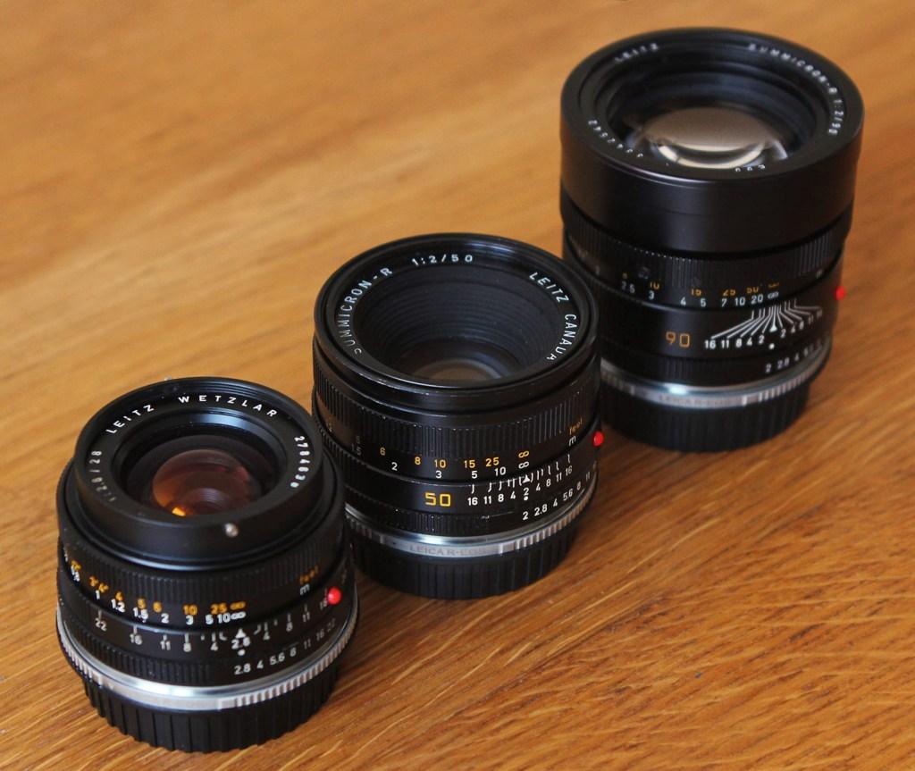 leica-R-lenses