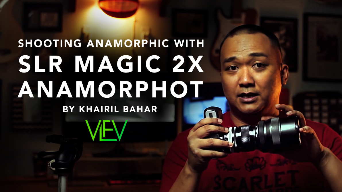 Shooting Anamorphic with SLR Magic Anamorphot 2x + Vintage Lenses