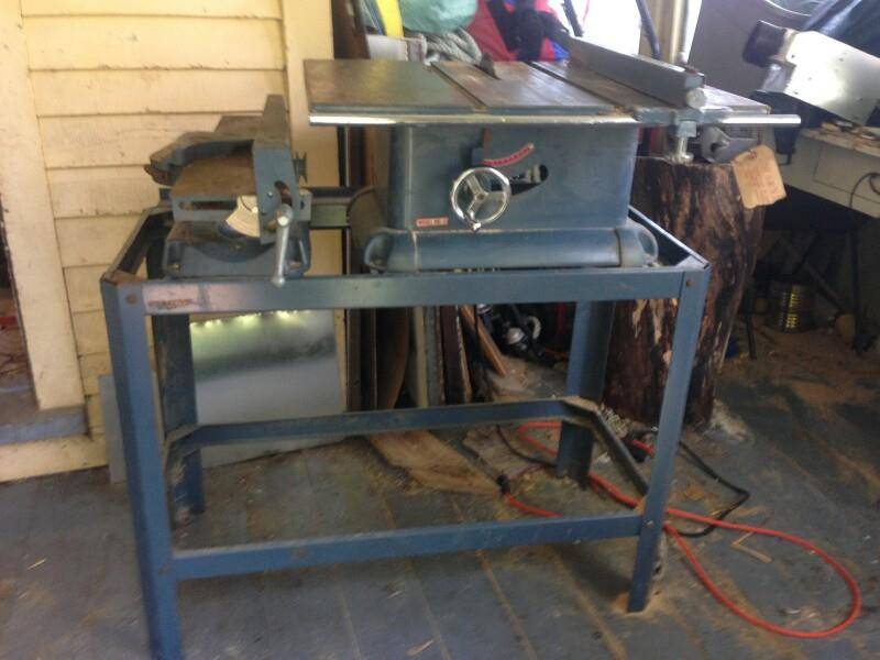General 150 Table Saw