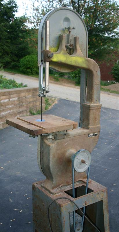 Rockwell Band Saw 14