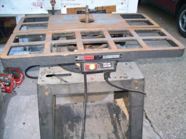 Craftsman Wood Shaper