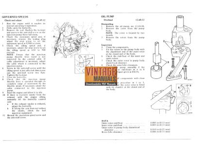 Leyland 1.8L Diesel Engine Shop Service Manual