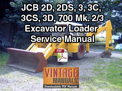 Jcb 3d Manual