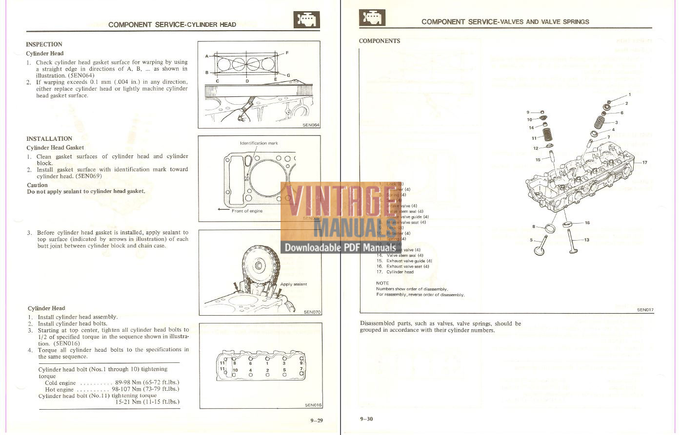 Mitsubishi Montero Factory Service Manual