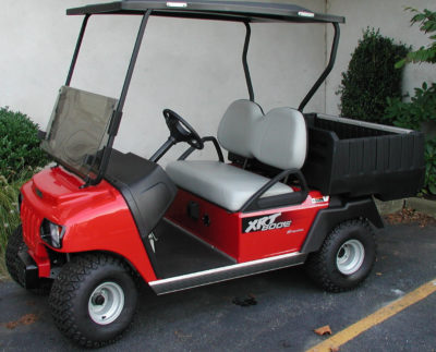 2007-2008 Club Car XRT 800, 810, 850 Service Manual PDF