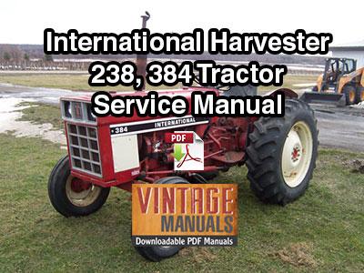 International-Harvester-238-384-Tractor-Service-Manual-PDF-Download