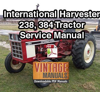 International-Harvester-238-384-Tractor-Service-Manual-PDF-Download
