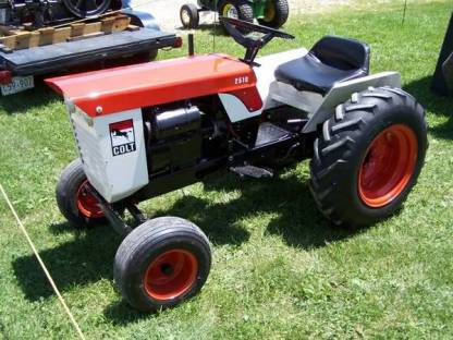 Case 150, 190, T90, 2310, 2510, 2712 Compact Tractor Service Manual PDF Download