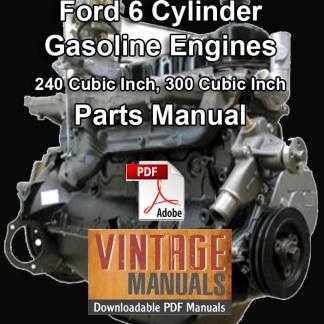 Ford-6-cyl-engines