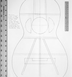 it is very possible that c f martin was first introduced to spanish style guitar after trinidad huerta who was married to the daughter of louis panormo  [ 780 x 1020 Pixel ]